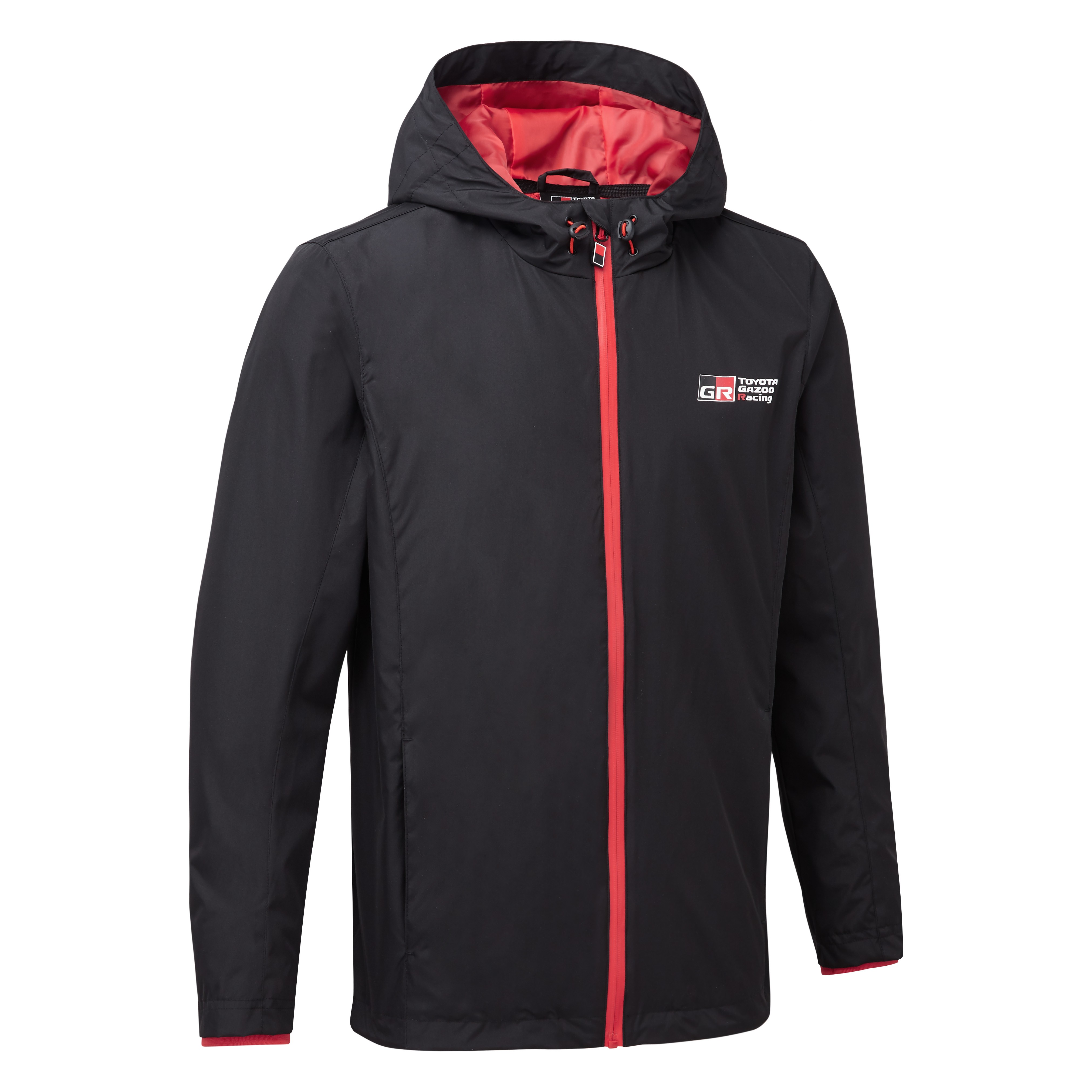 Tacoma Back Pages >> TGR 18 Team Light Weight Jacket - TOYOTA GAZOO Racing TGR - All products - Menu