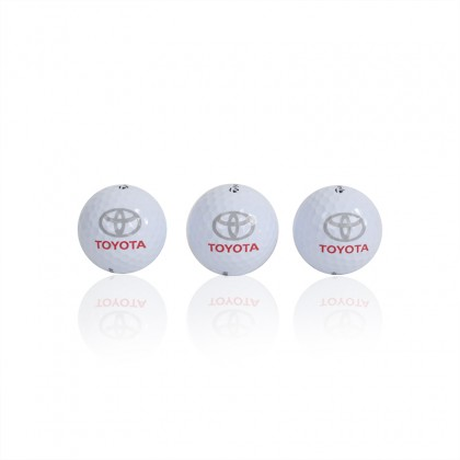 Set of 3 Golfballs