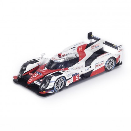 TOYOTA HYBRID TS050 No 5 Model Car