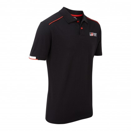TGR 18 Men's Poloshirt Black
