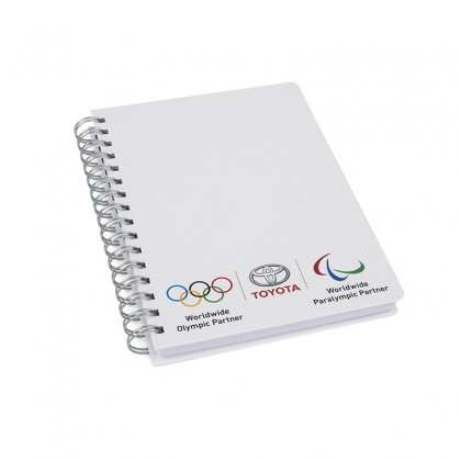 Notebook A5 size
