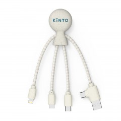 KINTO Wheat straw Charging cable