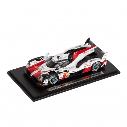 TOYOTA HYBRID TS050 No 8 Model Car